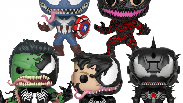 Venom Funko Pop Nerd Upgraded