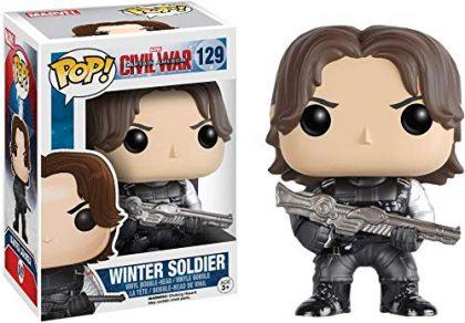 Winter Soldier funko pop