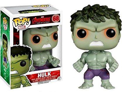 Hulk Funko Pop Vinyl Nerd Upgraded