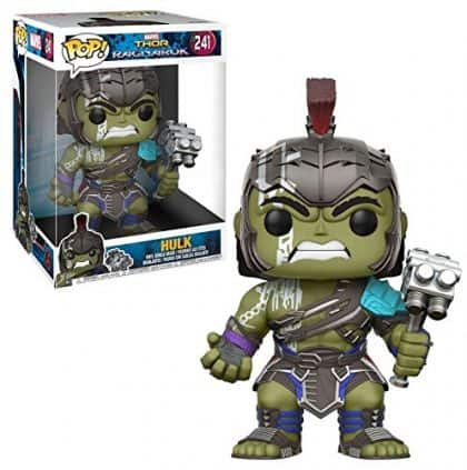 Hulk Funko Pop Vinyl Nerd Upgraded