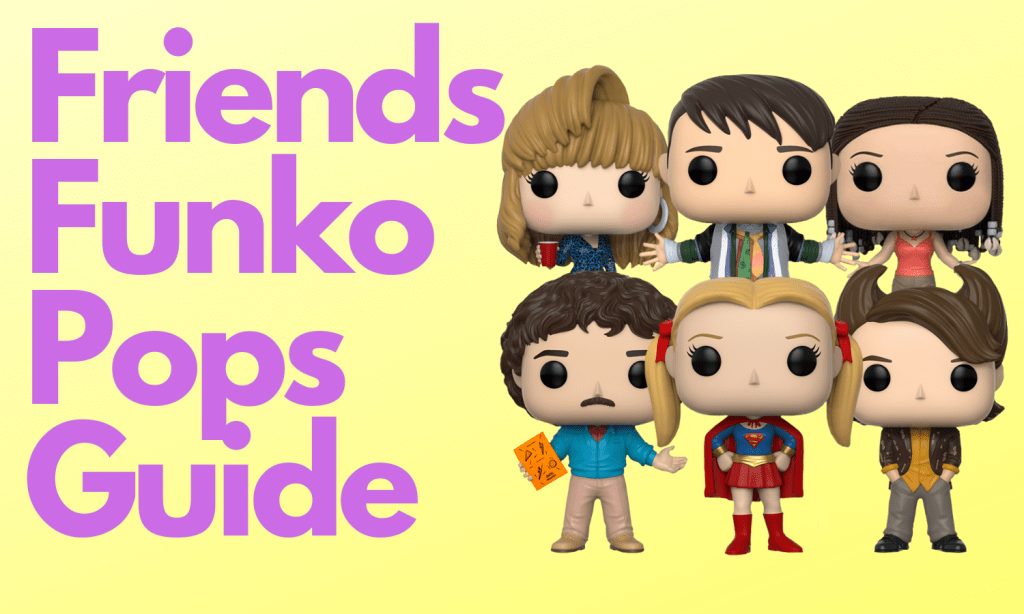 Friends Funko Pop