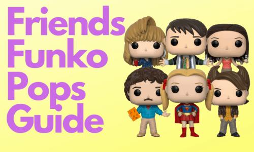 Friends Funko Pop