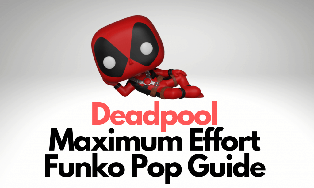 Deadpool Funko Pop Guide