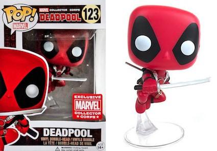 Deadpool Funko Pop Nerd Upgraded