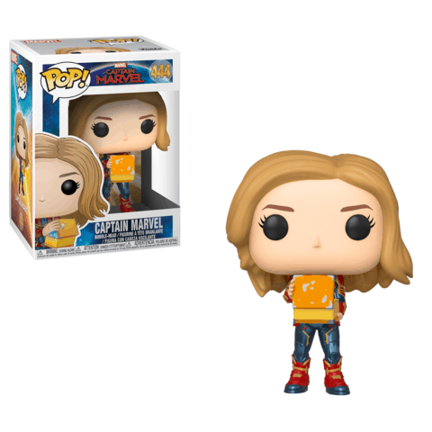 Captain Marvel Funko Pop