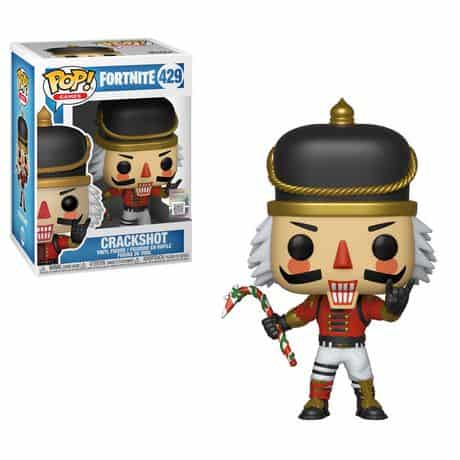 Crackshot Fortnite Funko Pop Nerd Upgraded
