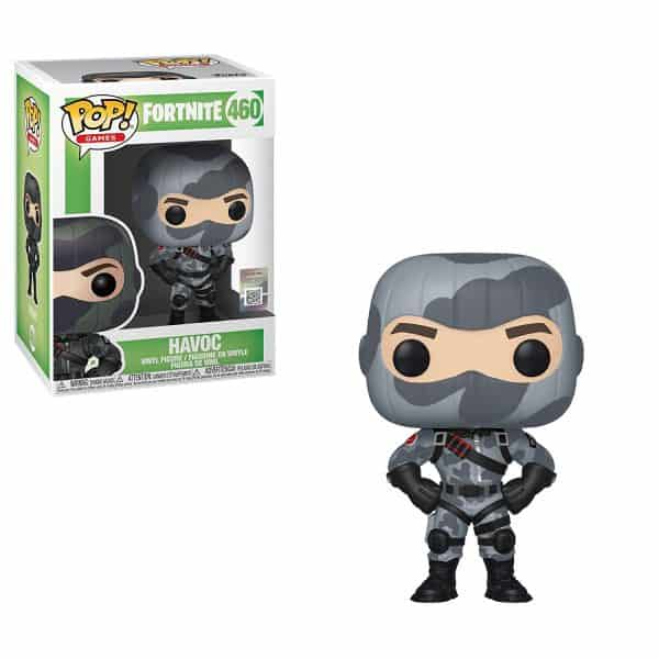 Havoc Fortnite Funko Pop Vinyl Nerd Upgraded