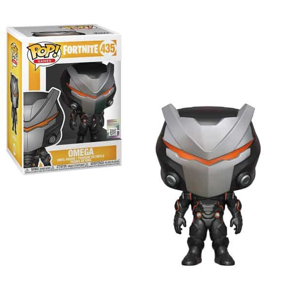 Omega Fortnite Funko Pop Vinyl Nerd Upgraded