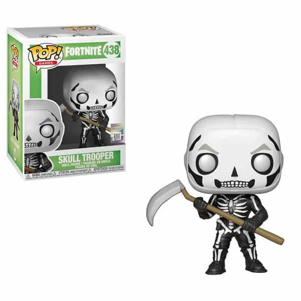 Skull Trooper Fortnite Funko Pop Vinyl Nerd Upgraded