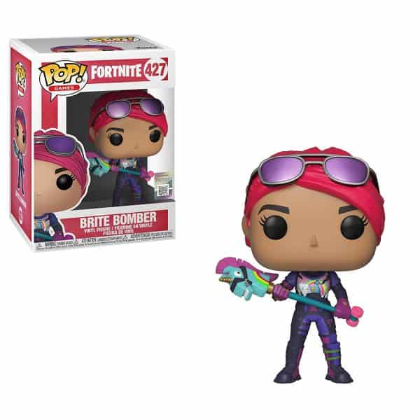 Brite Bomber Fortnite Funko Pop Vinyl Nerd Upgraded