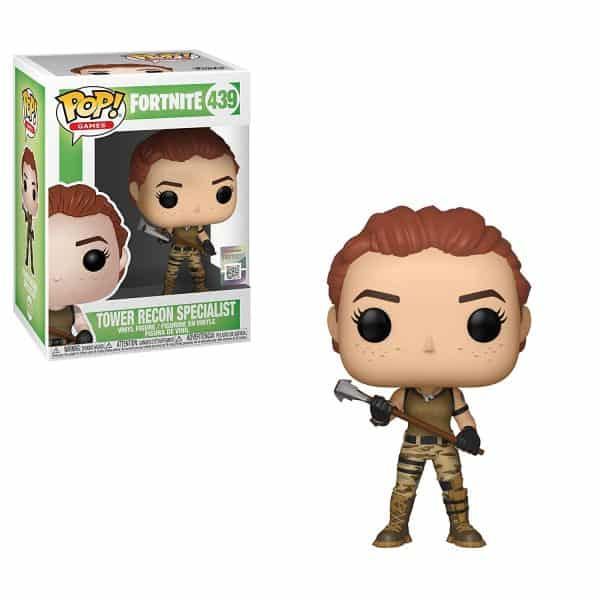 Tower Recon Specialist Fortnite Funko Pop Vinyl Nerd Upgraded