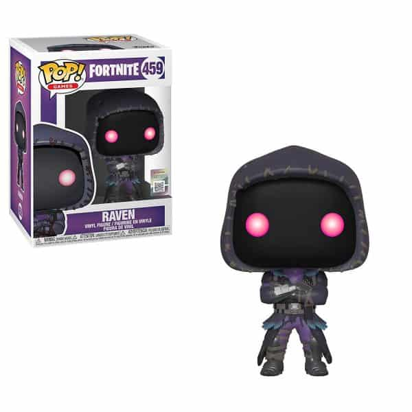 Raven Fortnite Funko Pop Vinyl Nerd Upgraded