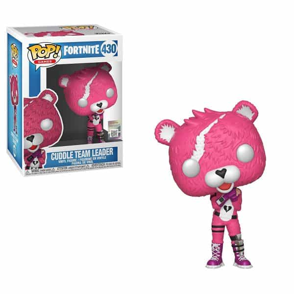Cuddle Team Leader Fortnite Funko Pop Vinyl Nerd Upgraded