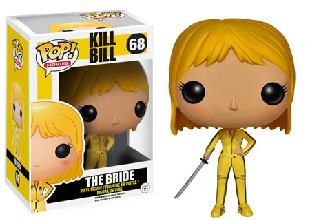 Kill Bill Funko Pop Vinyl Nerd Upgraded