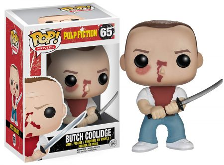 Pulp Fiction Funko Pop Vinyl Nerd Upgraded