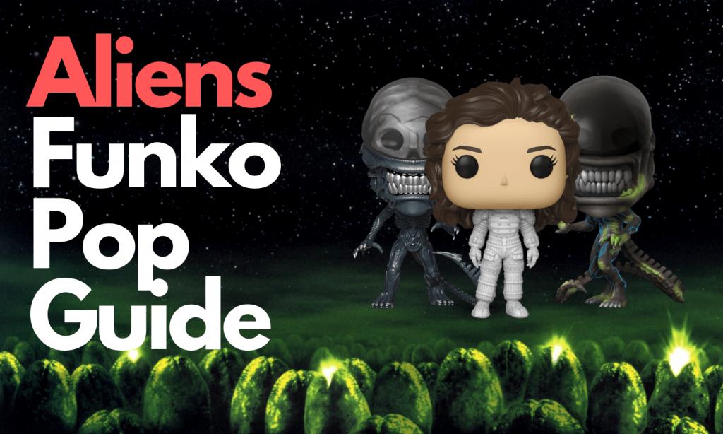 Aliens Funko Pop
