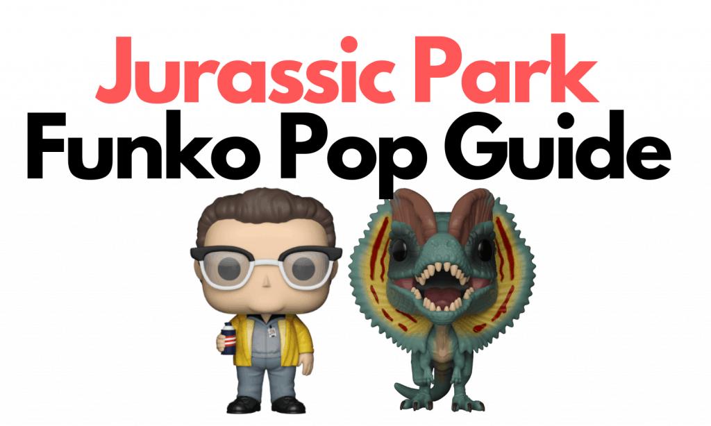Jurassic Park Funko Pop
