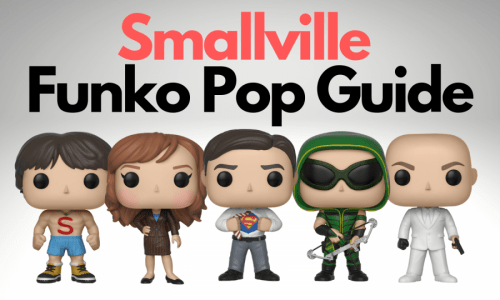 Smallville Funko Pop