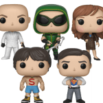 Smallville Funko Pop Vinyl Nerd Upgraded