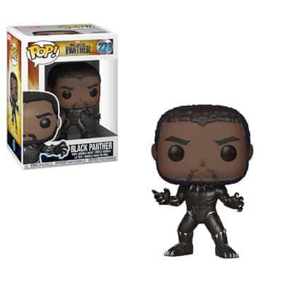 Black Panther Funko Pop Nerd Upgraded