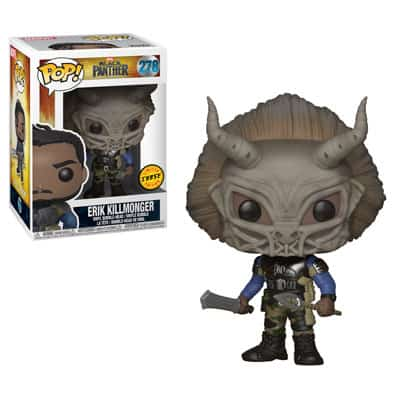 Black Panther Funko Pop Nerd Upgraded
