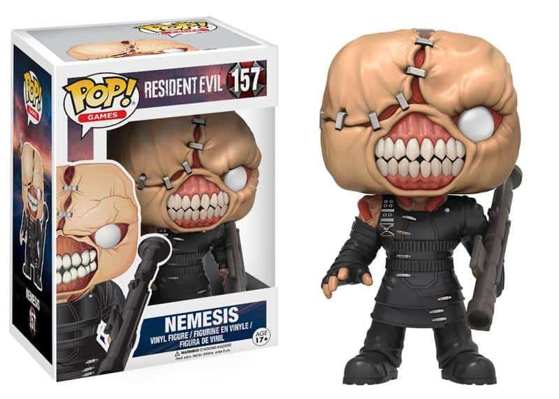 Nemesis Funko Pop Resident Evil