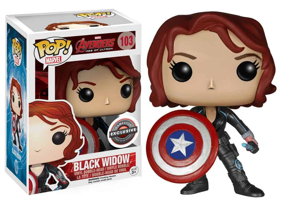 Black Widow Funko Pop Avengers