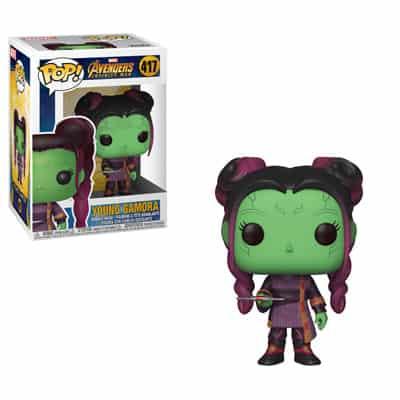 Young Gamora Funko Pop Marvel