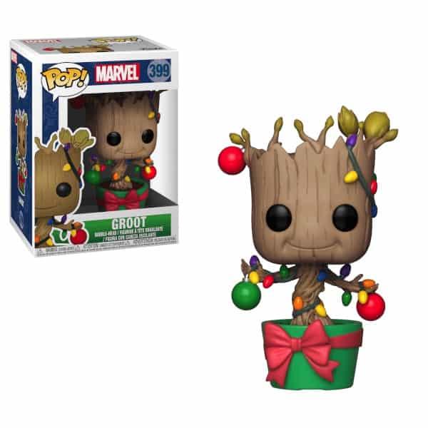 Groot with Lights Funko Pop Marvel
