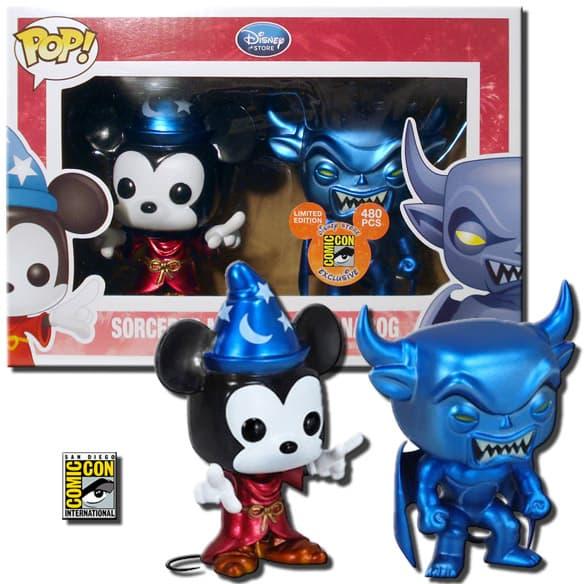 Sorcerer Mickey Funko Pop Disney