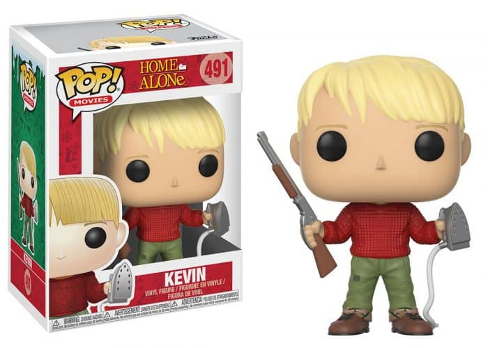 Home Alone Funko Pop Kevin