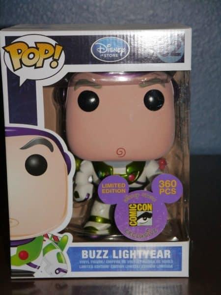 Buzz Lightyear Funko Pop Expensive