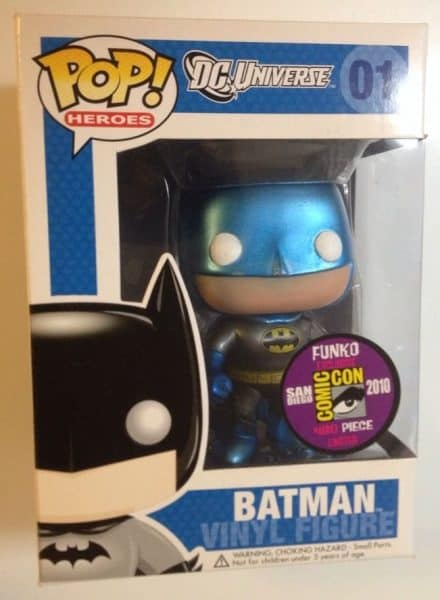Batman Funko Pop Expensive