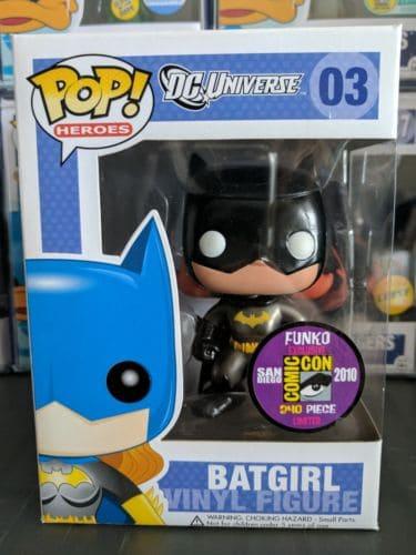 Bat Girl Funko Pop SDCC