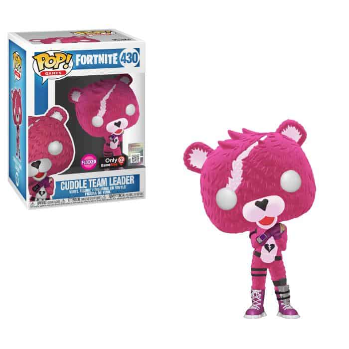 Flocked Fortnite Funko Pop