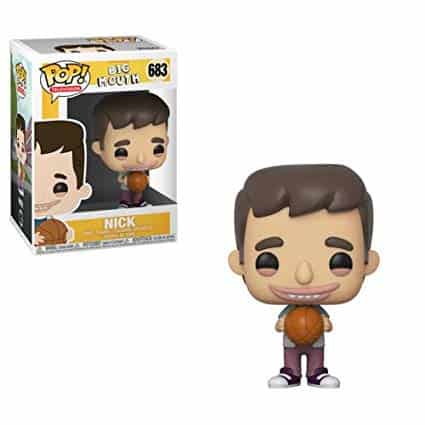 Nick Big Mouth Funko Pop