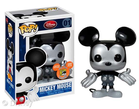 Disney Rare Funko Pops