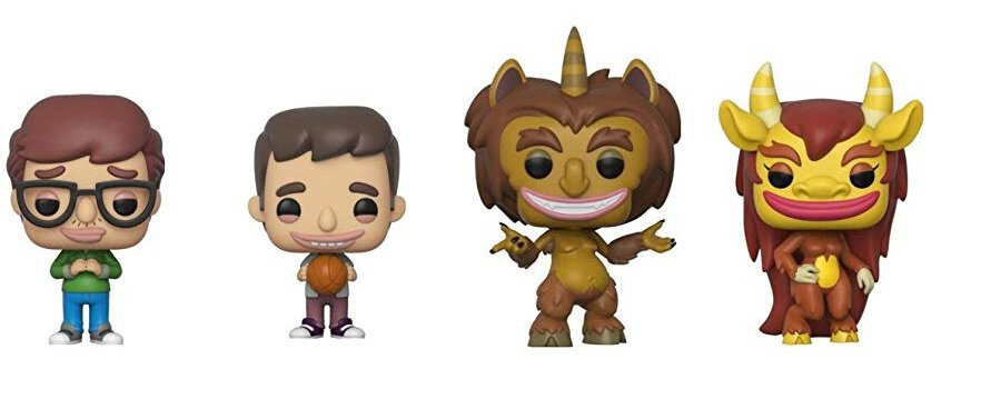 Big Mouth Funko Pop