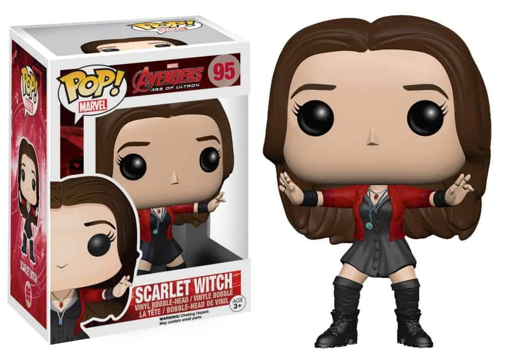 Scarlet Witch Funko Pop Avengers