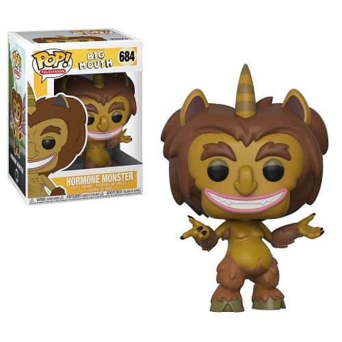 Hormone Monster Big Mouth Funko Pop