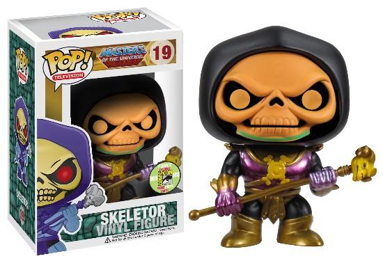 Skeletor Funko Pop Most Expensive