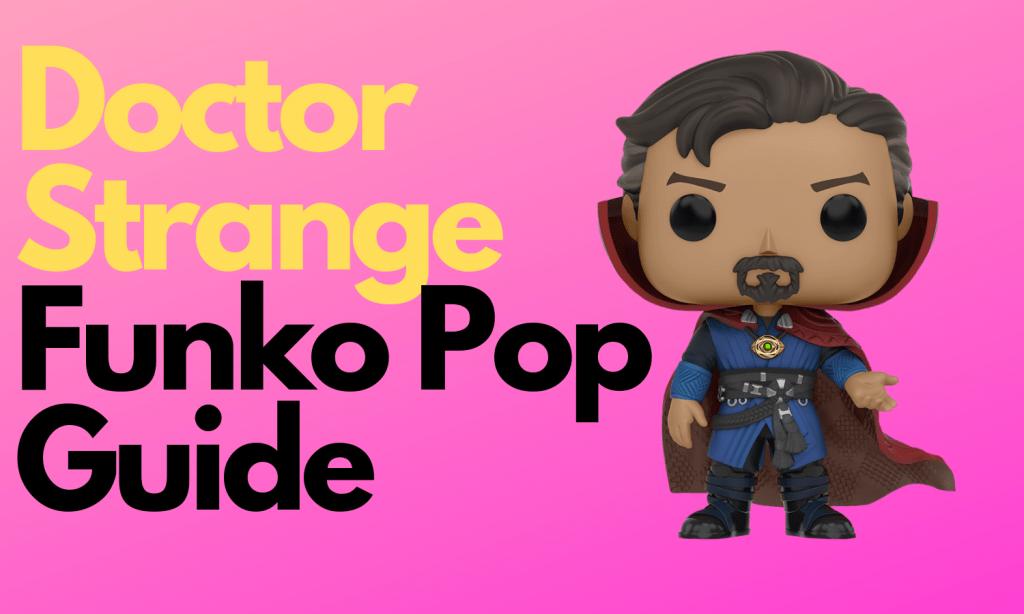 Doctor Strange Funko pop
