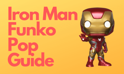 Iron Man Funko Pop