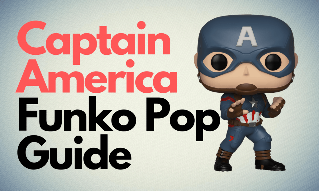 Captain America Funko Pop Guide