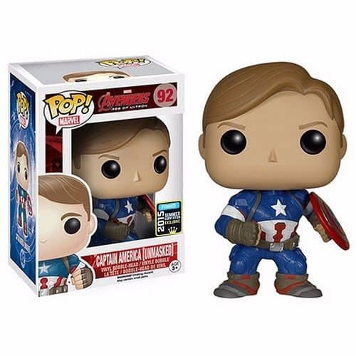Captain America Pop Avengers