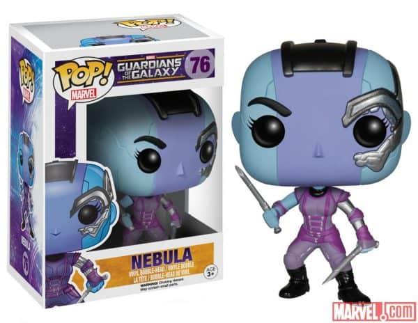 nebula Funko Pop Marvel