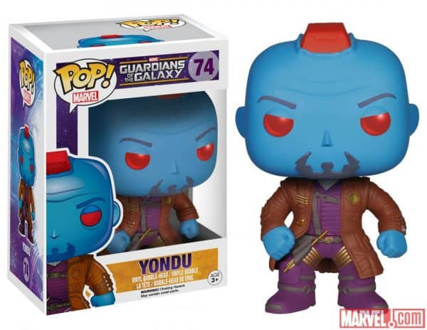 Yondu Funko Pop Marvel