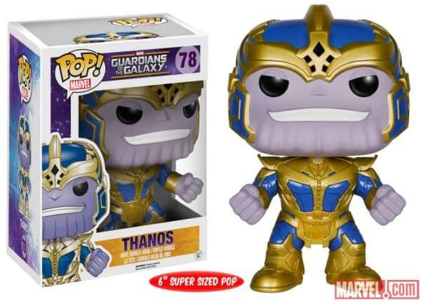 Thanos Funko Pop Marvel