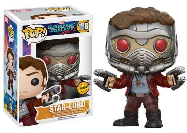 Star-Lord Funko Pop Marvel