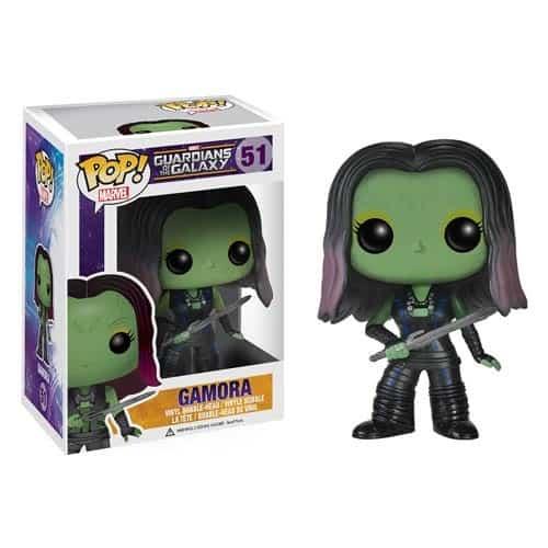 Gamora Funko Pop Marvel